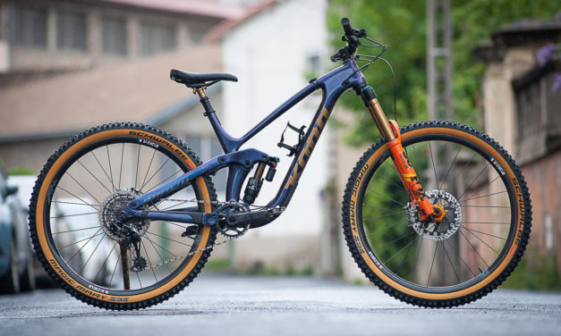 Kona Dream Builds: Paul's Not So Typical Process 153 CR DL