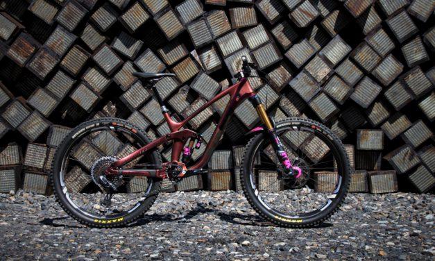 Kona Dream Builds: Pink Panther, Joanie Rochettes Insane Process 153 CR DL