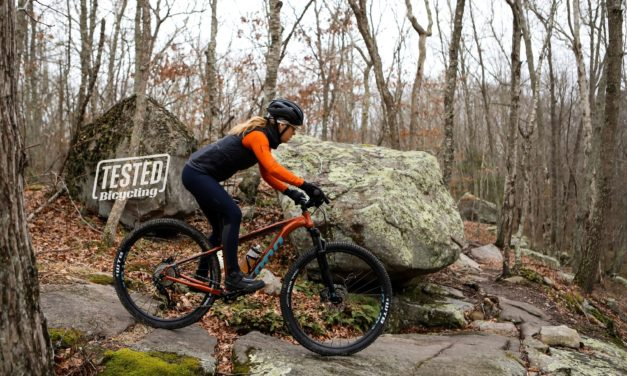 """This $999 bike is more than the sum of its parts."" Bicycling Reviews the Mahuna"