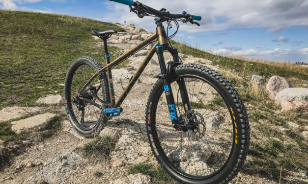 Kona Dream Builds: #MyBikeGoldie, Brian's Explosif is in it for the Long Haul