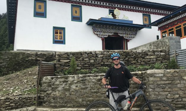 Cory Wallace: Everesting in the Shadows of Everest