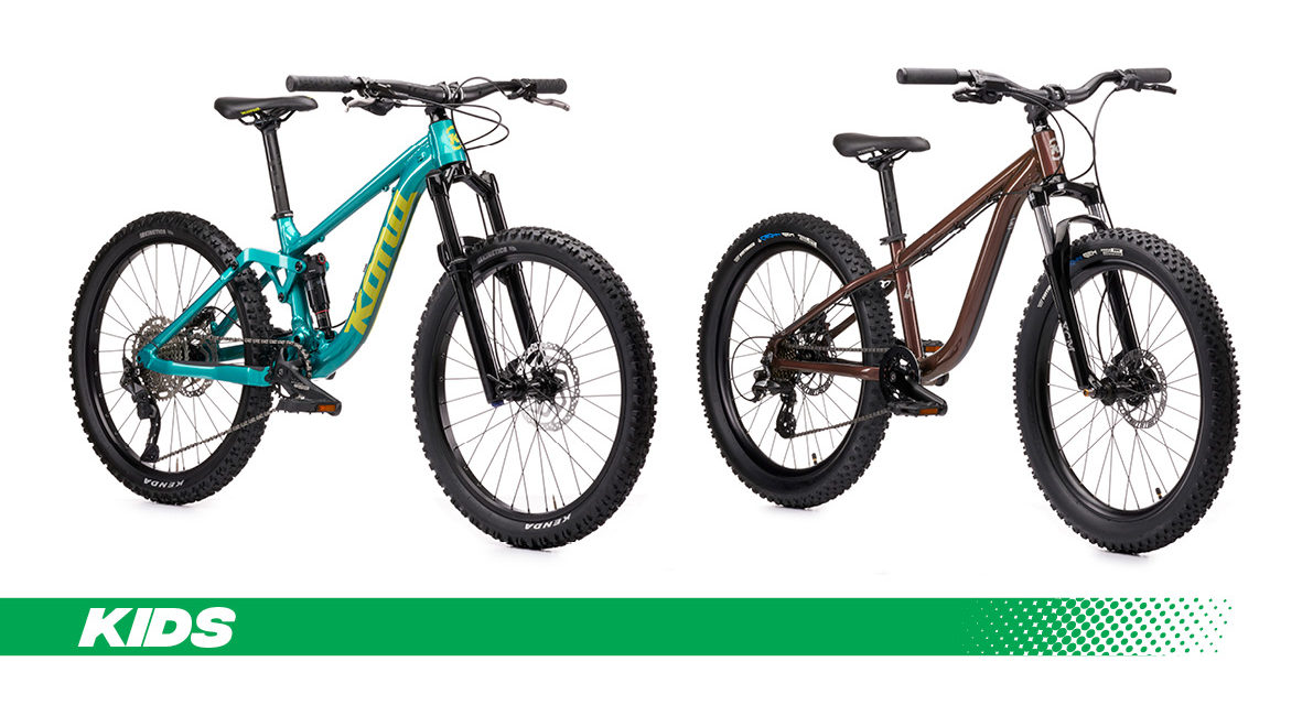 The 2021 Kids' Bikes Are Here!