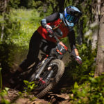 Miranda Miller and Rhys Verner Off to a Solid Start at Crankworx Summer Series