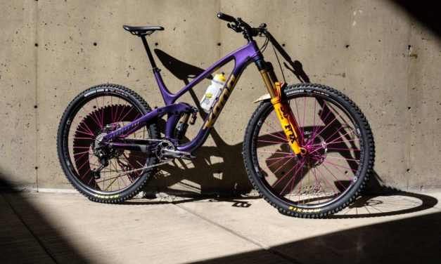 Kona Dream Builds: Nates Shockingly Rad Process 153 CR DL