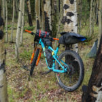 BIKEPACKING THE COLORADO TRAIL | EP 7 RAIN DELAY (LOS PINOS PASS TO JAROSA MESA)