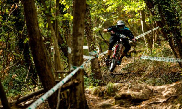 Rhys Verner Wins EWS Queens Stage in Pietra Ligure!