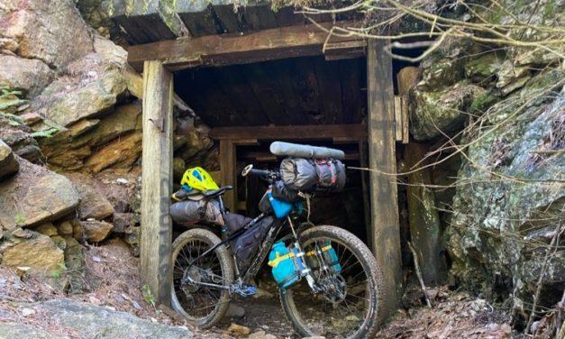 Bikepacking with Beer and Steak