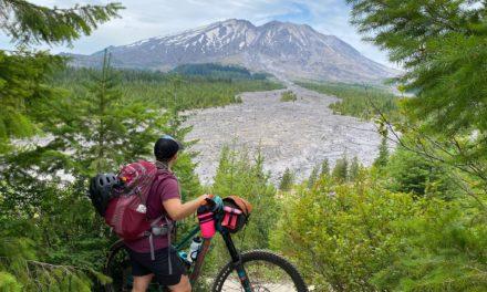 Golden Bikepacking Adventure