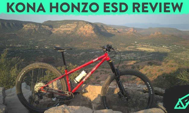 Hardtail Party Reviews the Honzo ESD