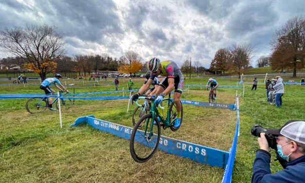 What If Cross Were Coming?! Go Cross CX Race
