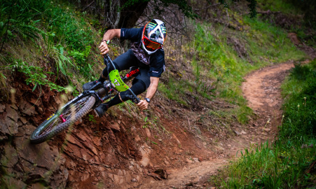 Connor Fearon and Shelly Flood Dominate Gravity Enduro South Australia Series