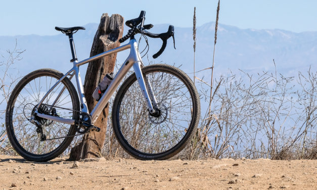 "Road Bike Action Reviews the Kona Libre ""The Bike is Confidence Inspiring"""