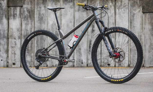 Kona Dream Builds: Bevan's Max'n'Match Honzo ST