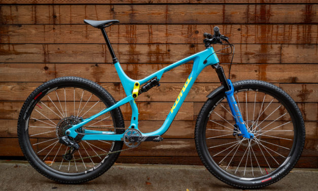 Kona Dream Builds: Tom's Gram Consious Hei Hei CR Race