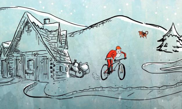 Even Santa Needs a Rip