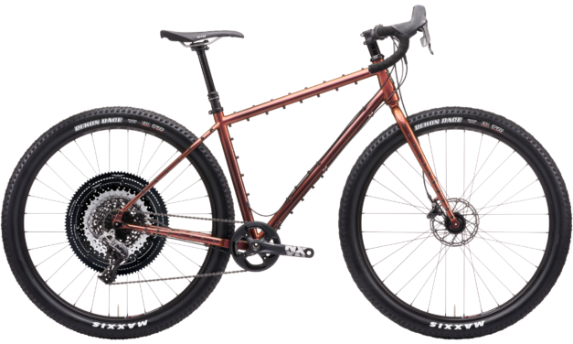 The All-New Sutra ULTDLTD is Here and it's got over 72 Bike Bottle Braze-Ons