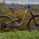 "MBUK Reviews Process 134 CR DL ""Get into rougher terrain and you soon forget this little bike only has 134mm of travel"""