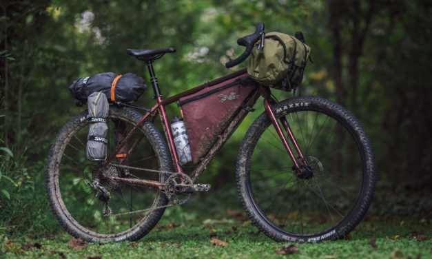 "BikePacking.com Reviews the Sutra ULTD ""Perfectly equipped for multi-day, mixed-terrain bikepacking"""