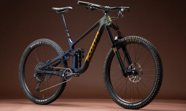 "Beta Mag Reviews Process X DL ""Kona baked fun into this bike"""