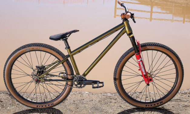 Mountain Bike Action Posts Shonky First Impressions