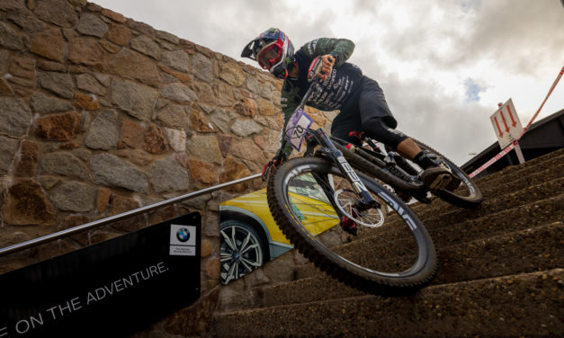 Connor Fearon Wins Falls Creek EWS Qualifier