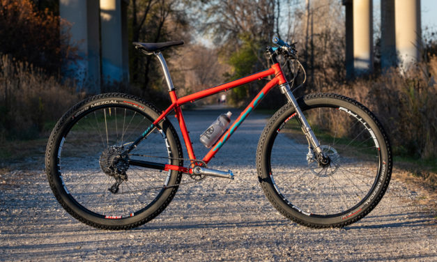 Kona DREAM Builds: Steve Penny's Kona Unit