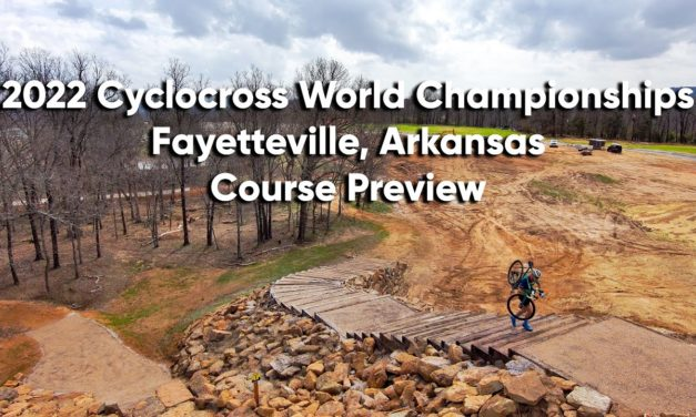 2022 Cyclocross World championships Course Recon