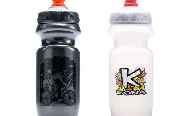 Kona X Polar Water bottles available now