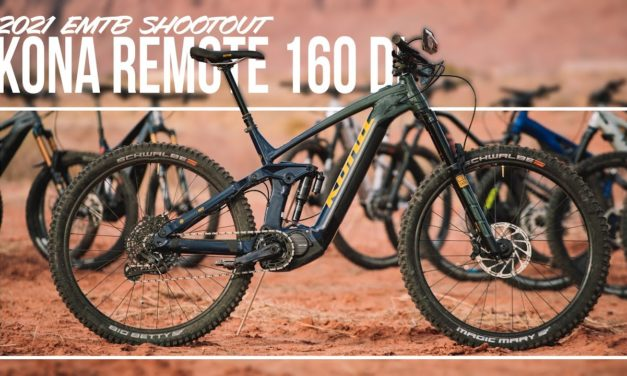 "Loam WOLF Reviews the REMOTE 160 DL ""It's the most balanced bike out of all the bikes"""