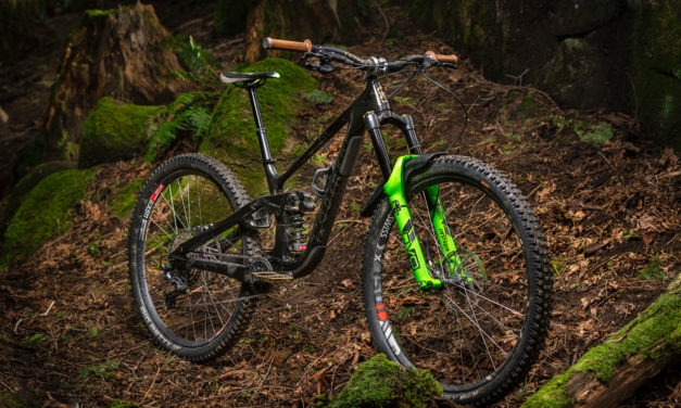 Kona Dream Builds: Myles Trainer's PNW Loam Destroying Process X