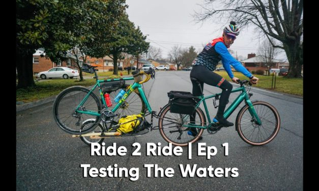 Ride 2 Ride | EP 1 Testing the Waters