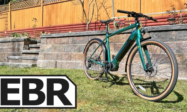 Electric Bike Review Takes a Deep Dive into the Dew E DL