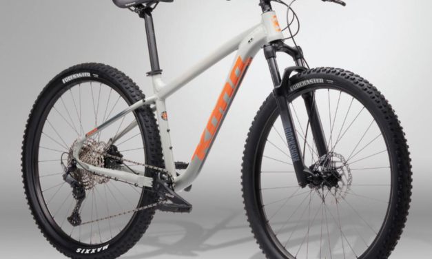 Bicycling Magazine Includes the Mahuna In their 50 Best Bikes of 2021 Issue