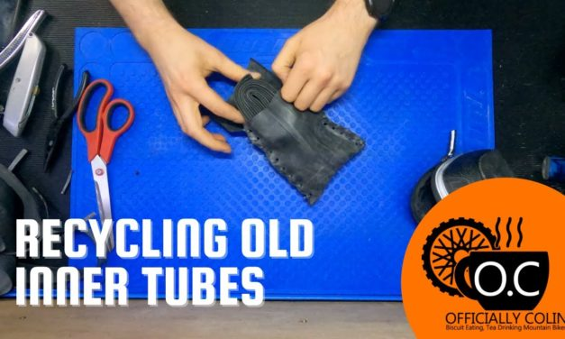 How To Recycle Old Tubes To Protect New Ones