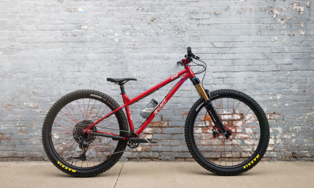 KonA Dream Builds: Tim's ESD, The THIN RED Cromoly LINE