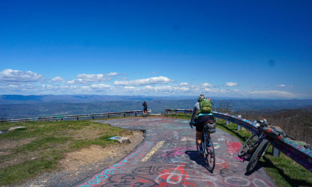 Rockstar Gravel: A Gravel bikepack trip