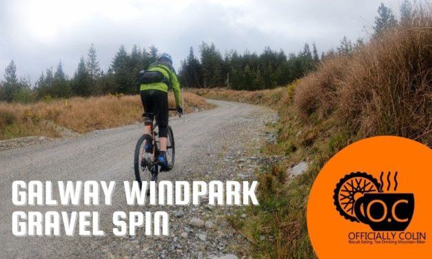 Galway Windpark Gravel Bike Ride