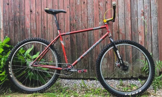 Kona Dream Builds: Dave's Fixed Gear Single Speed Unit Beater
