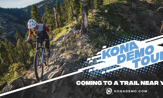 QUEBEC, the 2021 Kona Demo Tour is headed your way!