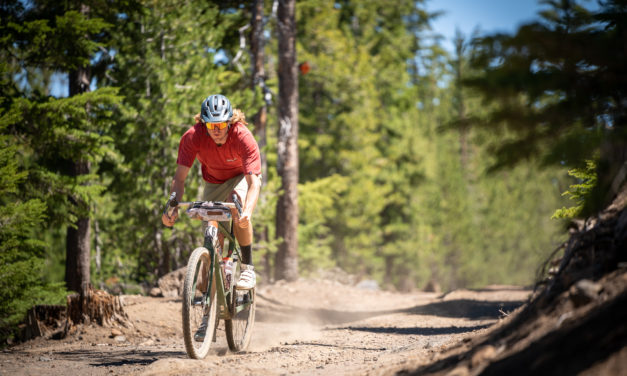 The Oregon Trail Gravel Grinder Sunset Playlist by Barry Wicks