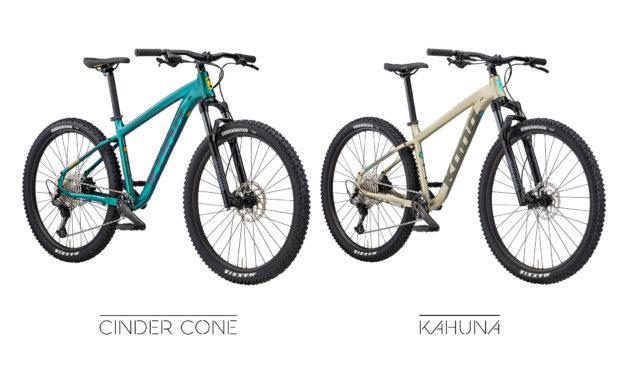 Feast Your Eyes on the Kahuna, Mahuna, and Cinder Cone!