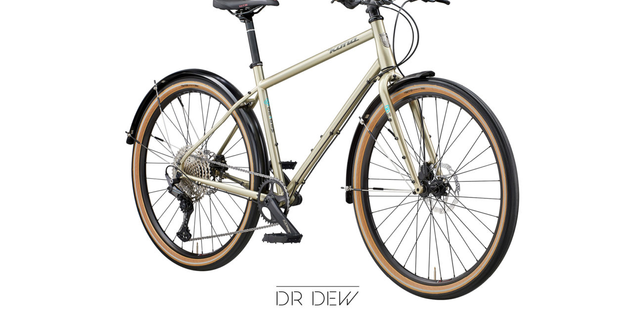The Dr is In… DR Dew, that is!