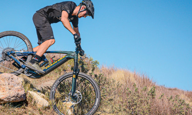 Electric Bike Action Reviews The Remote 160 DL