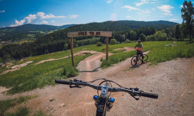 A Bikepark Trip to St.Corona?