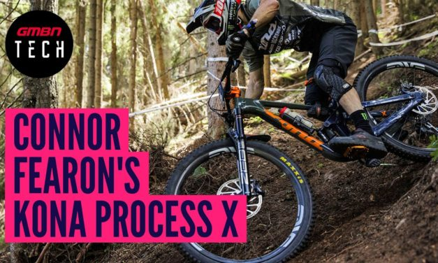 GMBN Take a Closer Look at Connor Fearon's Process X