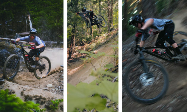 Dusty Days With Colby Pringle    Riding in Pemberton AND North Vancouver