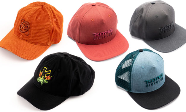 We've Just Added New Kona Caps To The Webstore