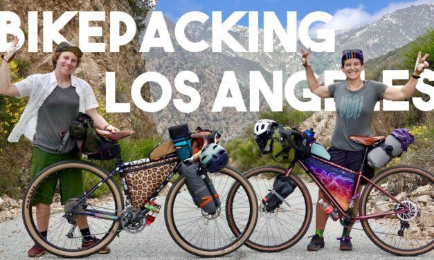 RAD BIKE Adventure Ride the LA Observer Route