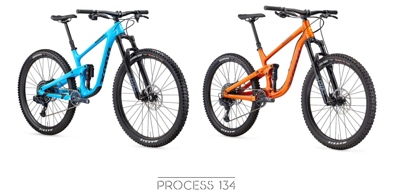 The Process 134s Are Your Ticket to Ride!