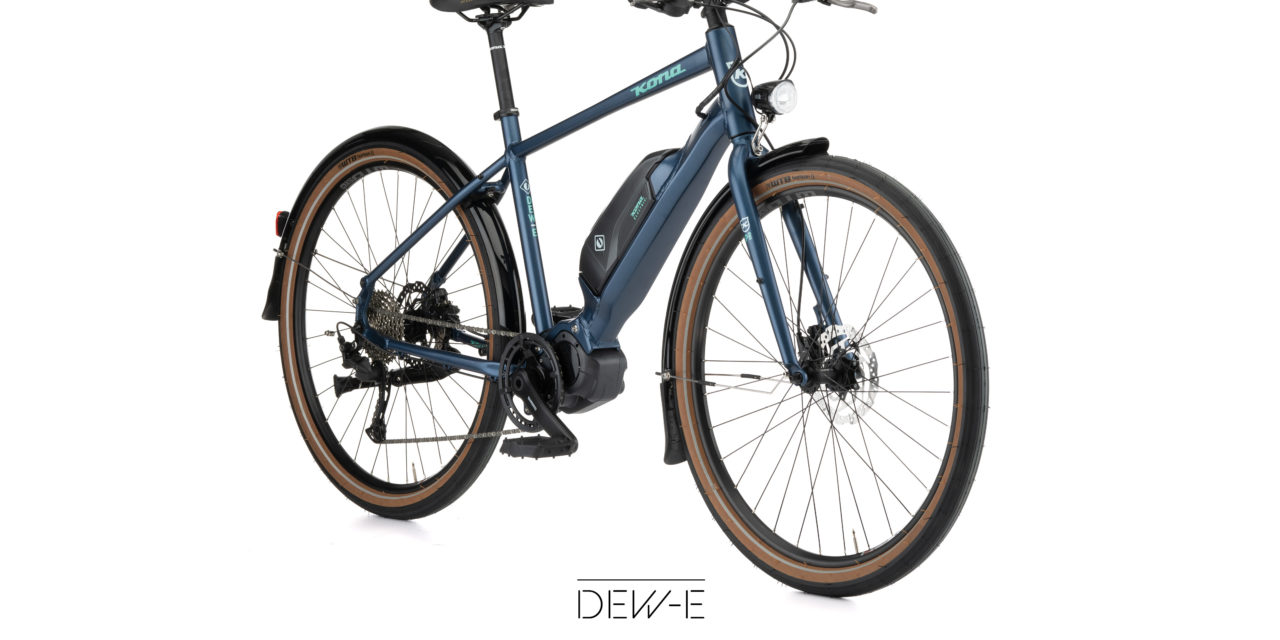 The Dew-E! Commuting Has Never Been More Fun